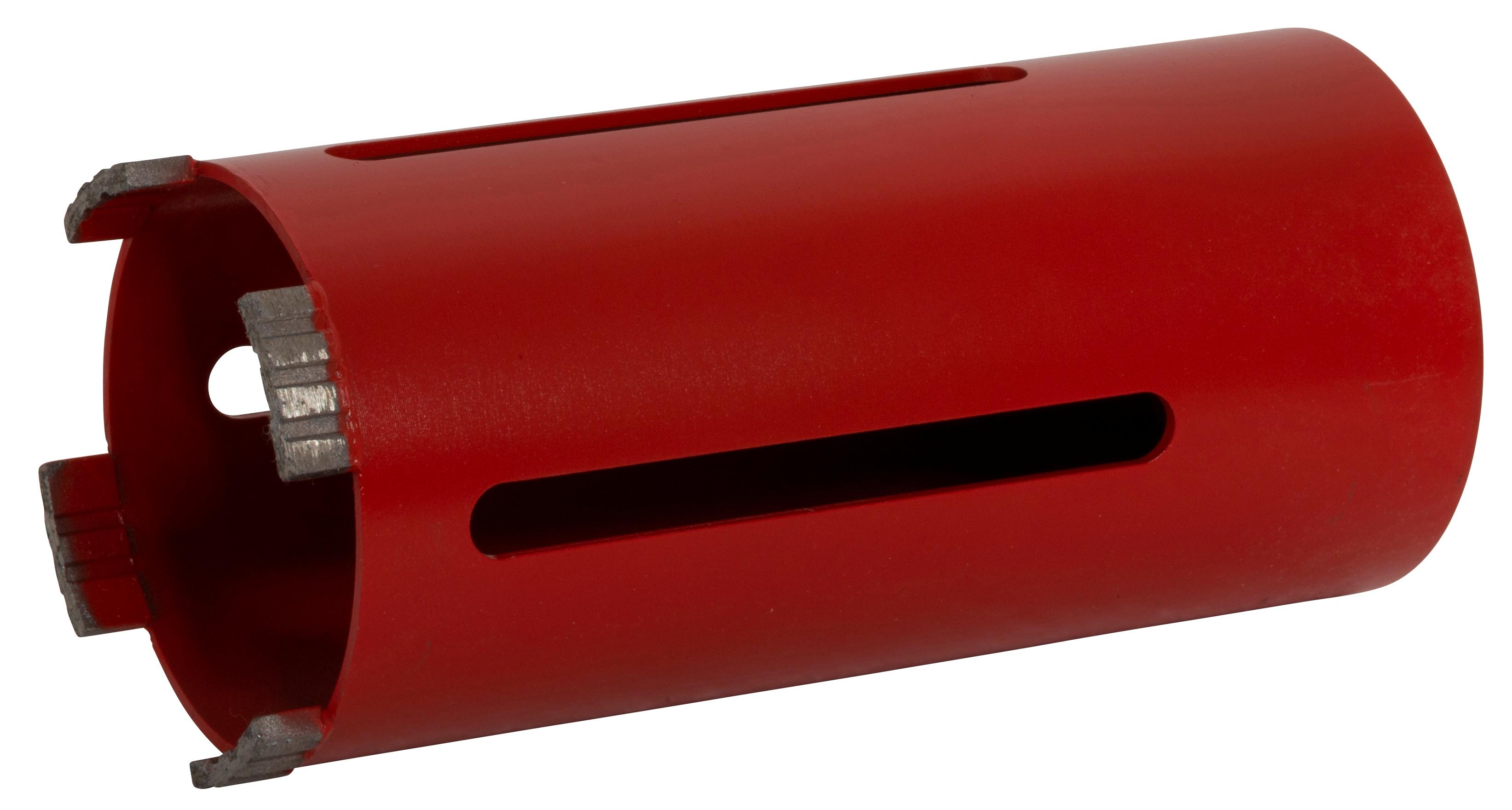 StahlbetonBetonprodukteNatursteinMauerwerk, NL= 400 mm AG Lasergeschwei/ßte Turbo Segmente 8 mm BKK-07/_Diamantbohrkrone Bohrkrone /Ø 102 mm Aufnahme R 1//2 Zoll,