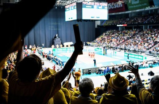 Starke Medienpartner für den Volleyball comdirect Supercup