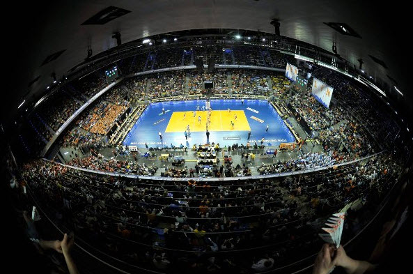 Volleyball CEV #SuperFinalsBerlin