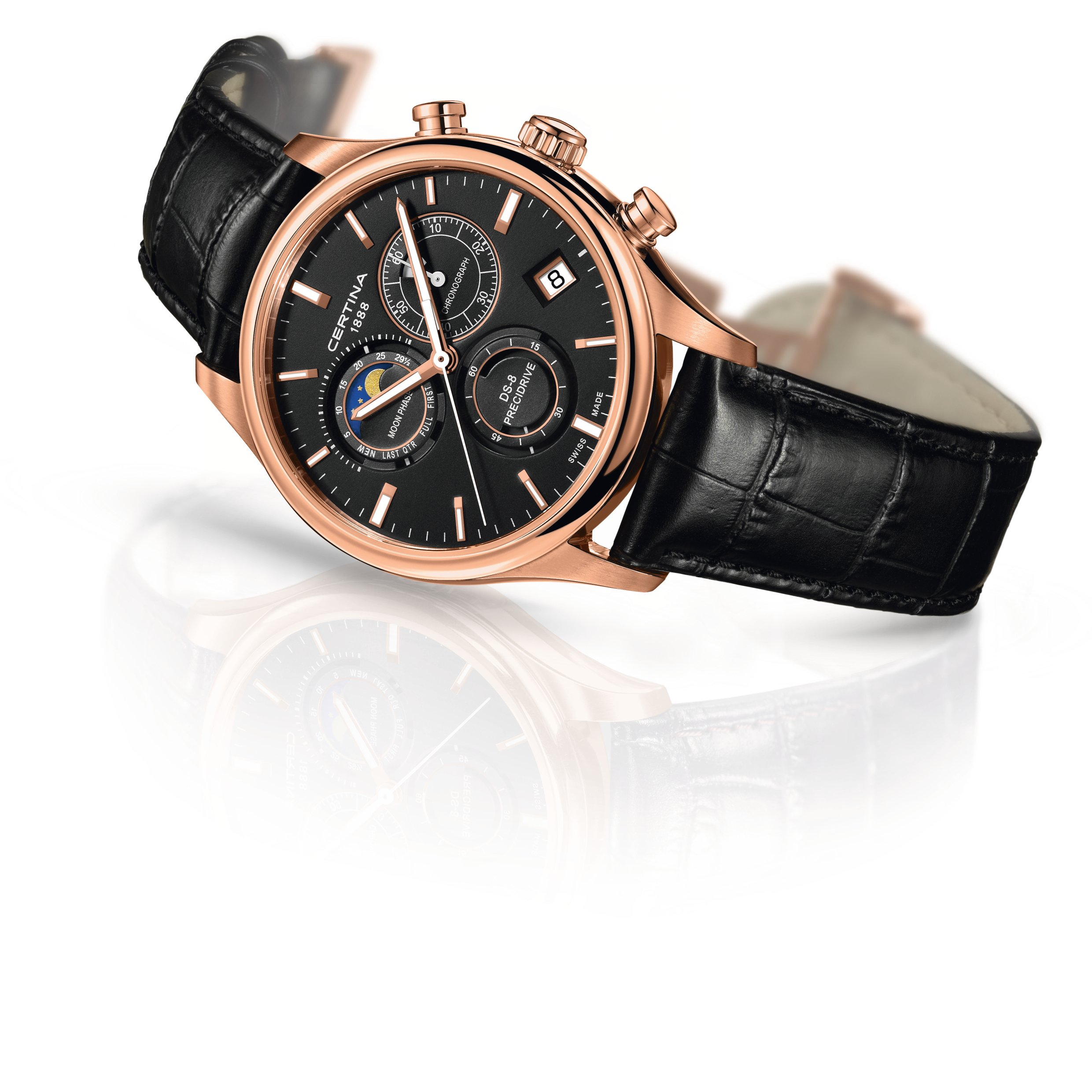 Certina DS-8 Chronograph Mondphase