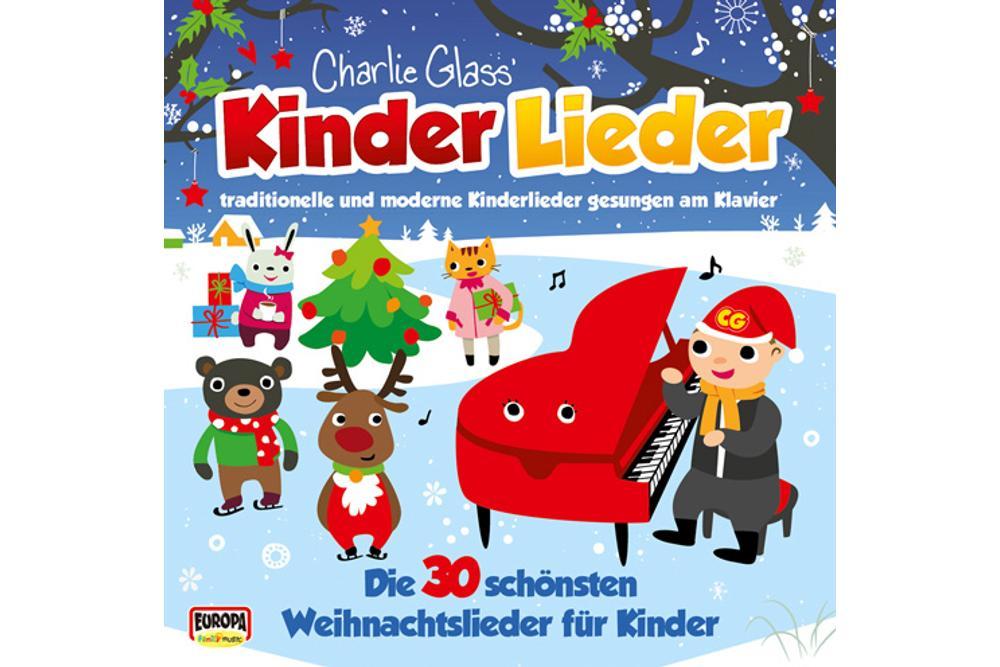 Charlie Glass\' Kinder Lieder – Die 30 schönsten Weihnachtslieder für ...