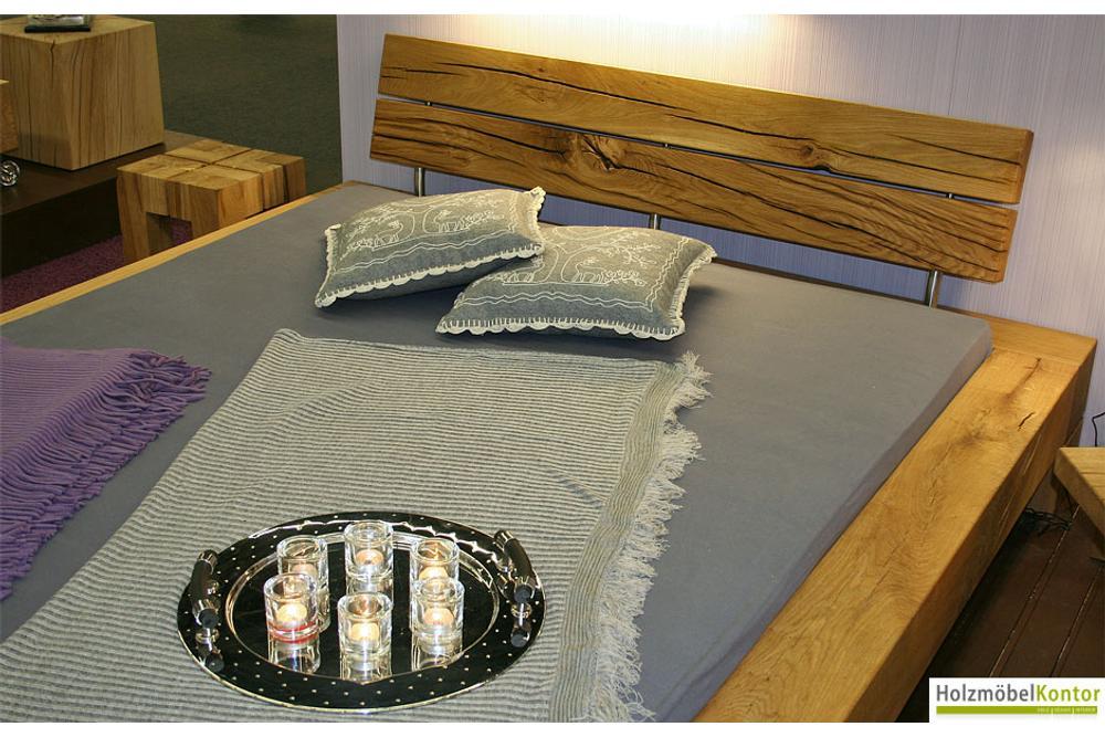 balkenbett schlafzimmerm bel bett aus balken. Black Bedroom Furniture Sets. Home Design Ideas