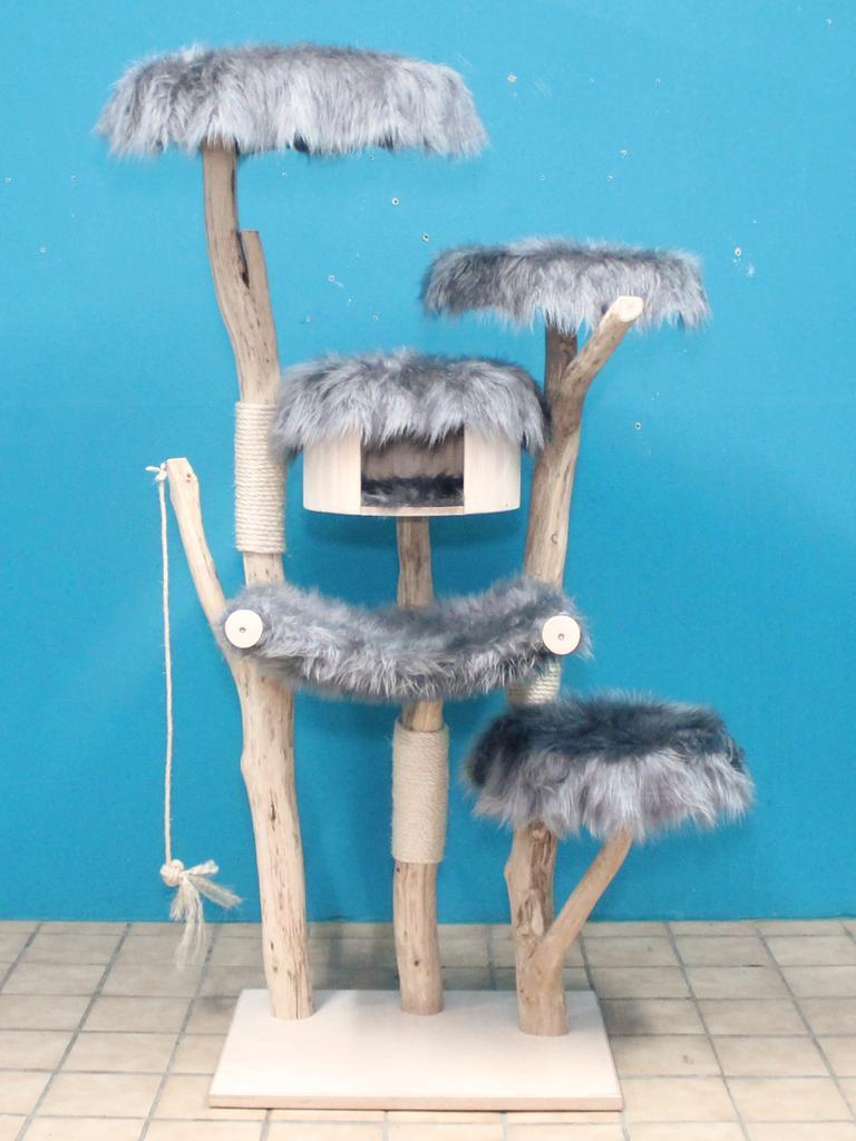 reserviert kratzbaum naturholz 184 cm naturkratzbaum. Black Bedroom Furniture Sets. Home Design Ideas