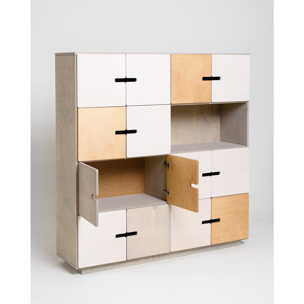 Highboard-Kommode Holz