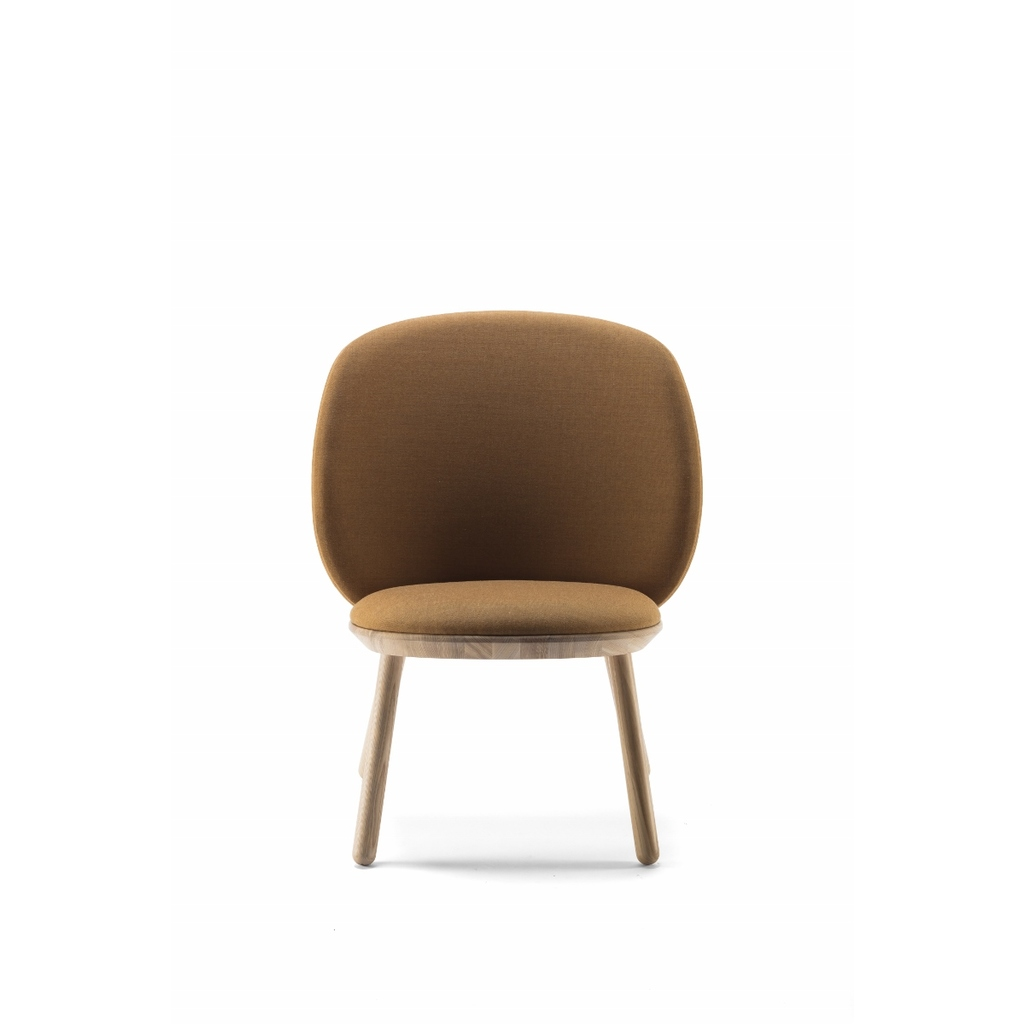 Loungesessel EMKO Low Chair in gelb