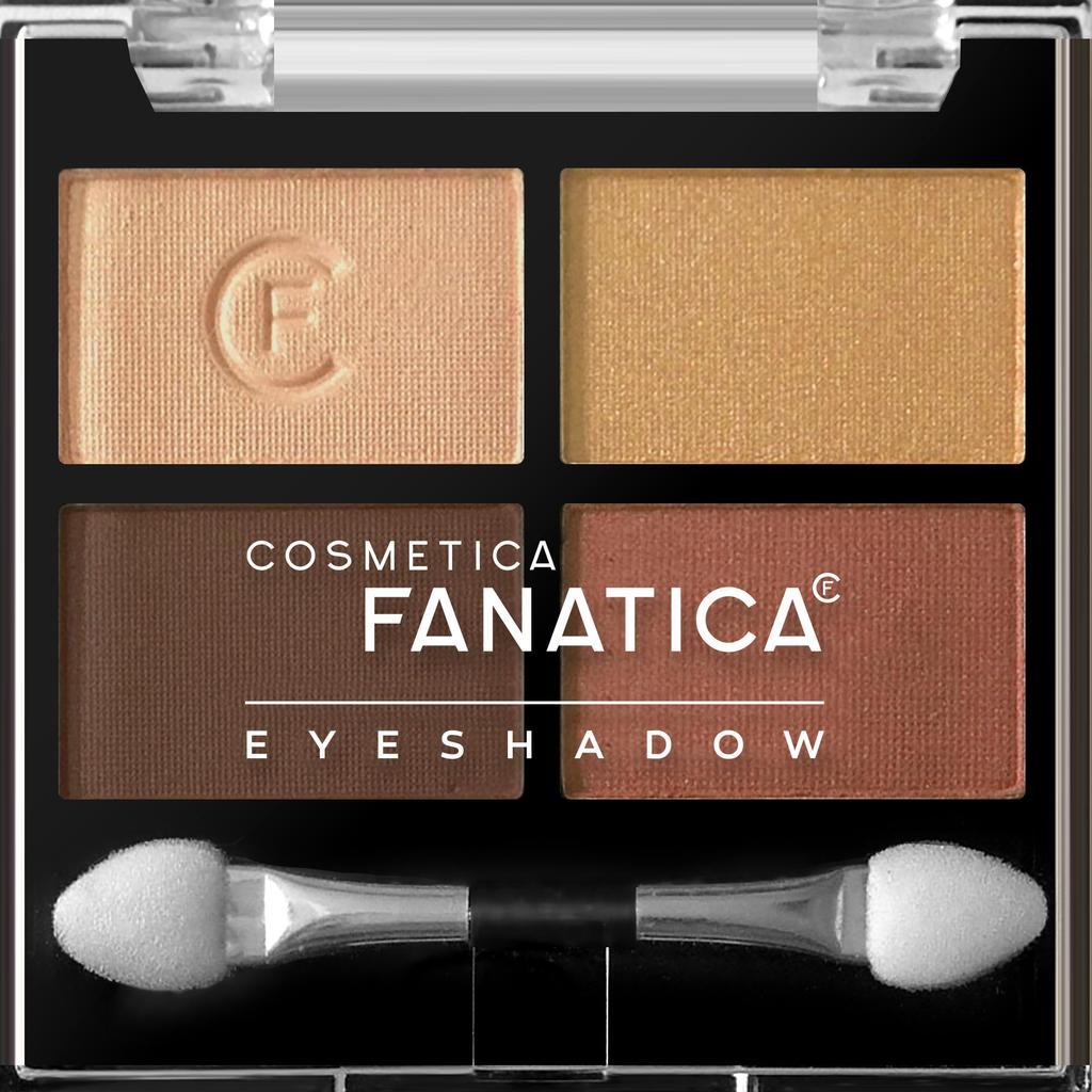 Beauty Service International Gmbh Quattro Lidschatten Farbkombi