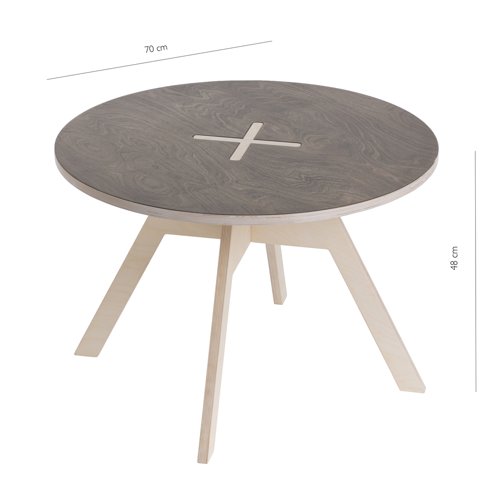 Kindertisch Design Holz