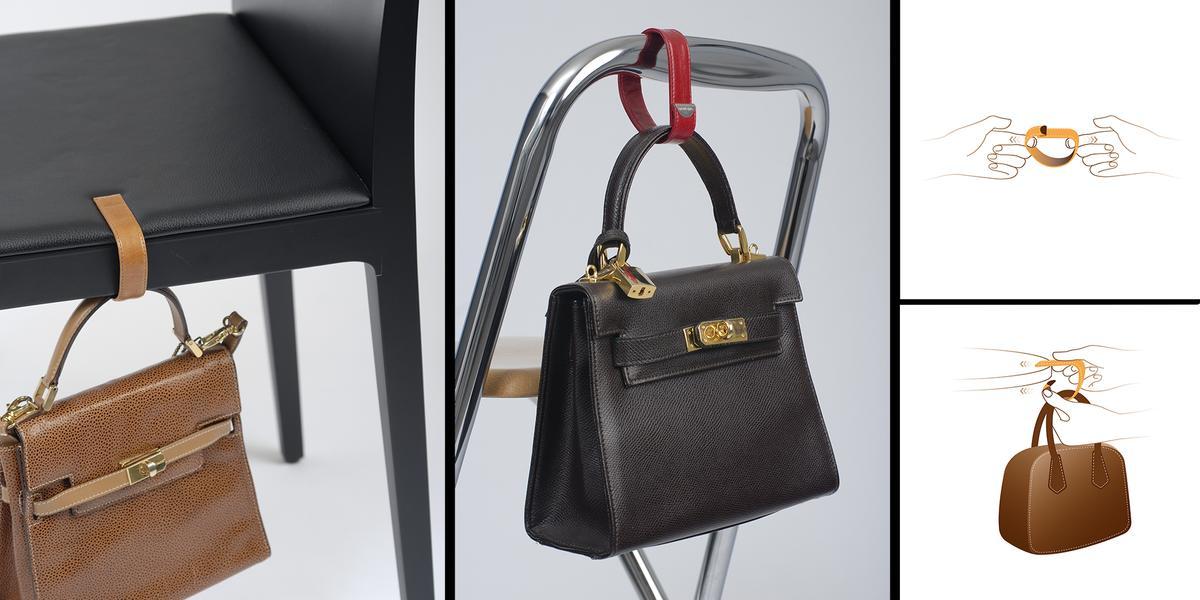 Handtaschenhalter Taschenhalter Handtasche 3 Farben