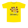 T-Shirt JARED JORDAN