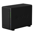 Synology DS216Play incl. 4TB (2 x 2TB) NAS RAID Server Bundle