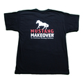 T-Shirt MUSTANG MAKEOVER