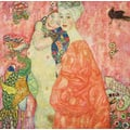 Gustav Klimt, WOMEN FRIENDS