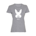 T-Shirt Hase Damen, M fiedmie #0001 LADIES M
