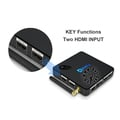 KB1 Yoka TV S905X OTT Android 6.1 4K/2K FULL HD Smart TV Box 2G/16G