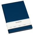 A4 Semikolon Leinennotizbuch (4 Farben) / Linen Notebook by Semikolon (4 colours)
