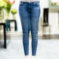 Jeans, mid blue