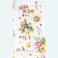 Four Seasons by Marjolein Bastin - borduurpakket met telpatroon Lanarte - aida