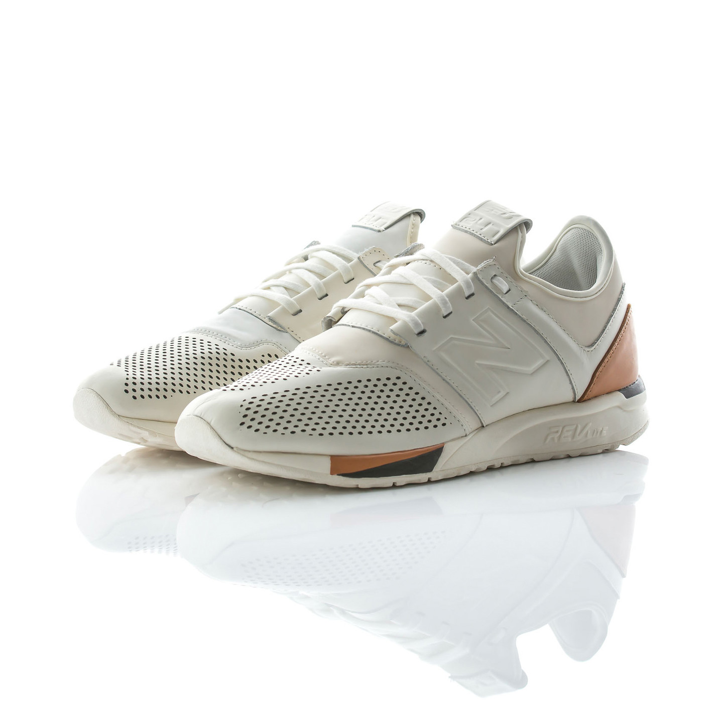 New Balance MRL 247 'Luxe Pack' Off White / Brown MRL247BE