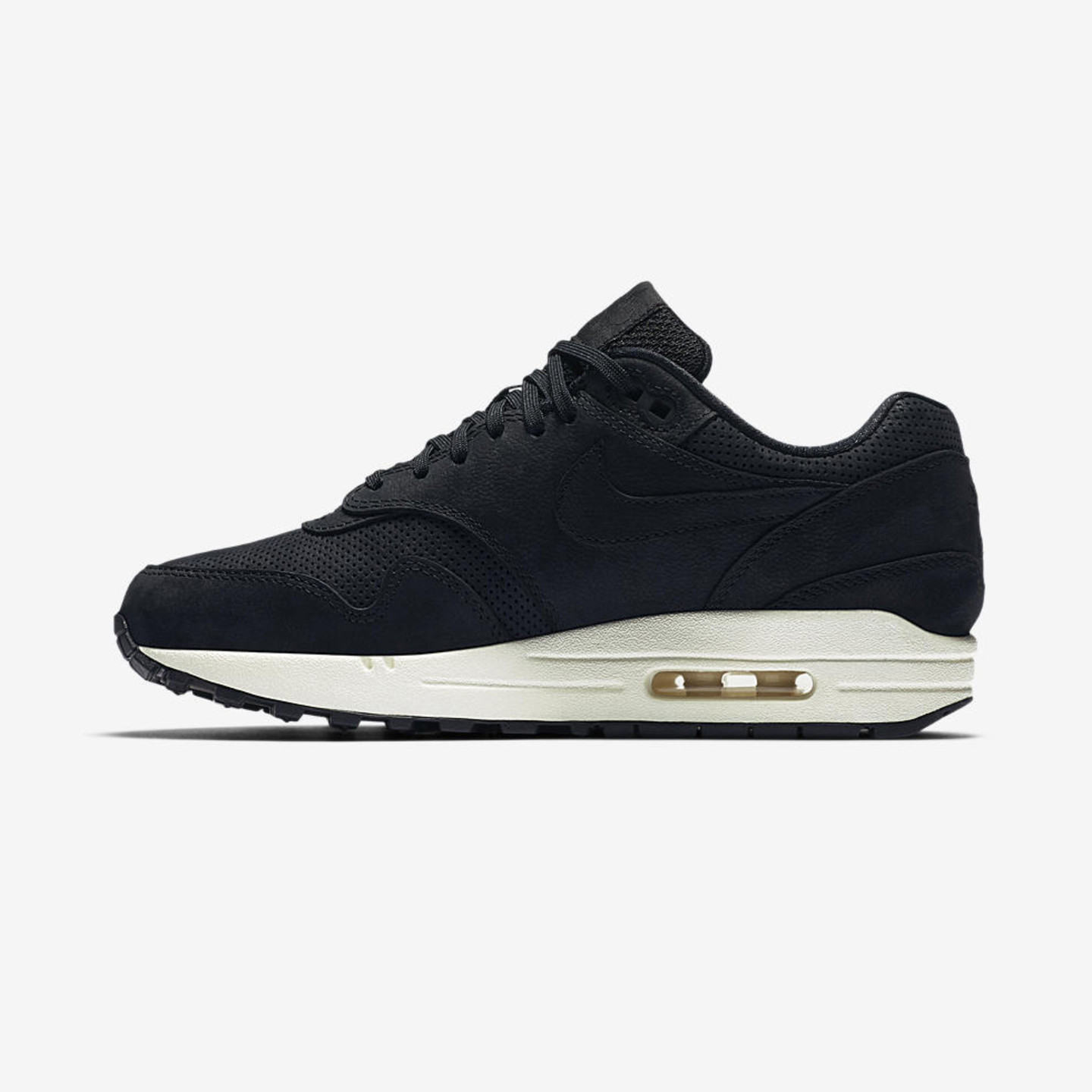 Nike Wmns Air Max 1 Pinnacle Black / Sail 839608-005