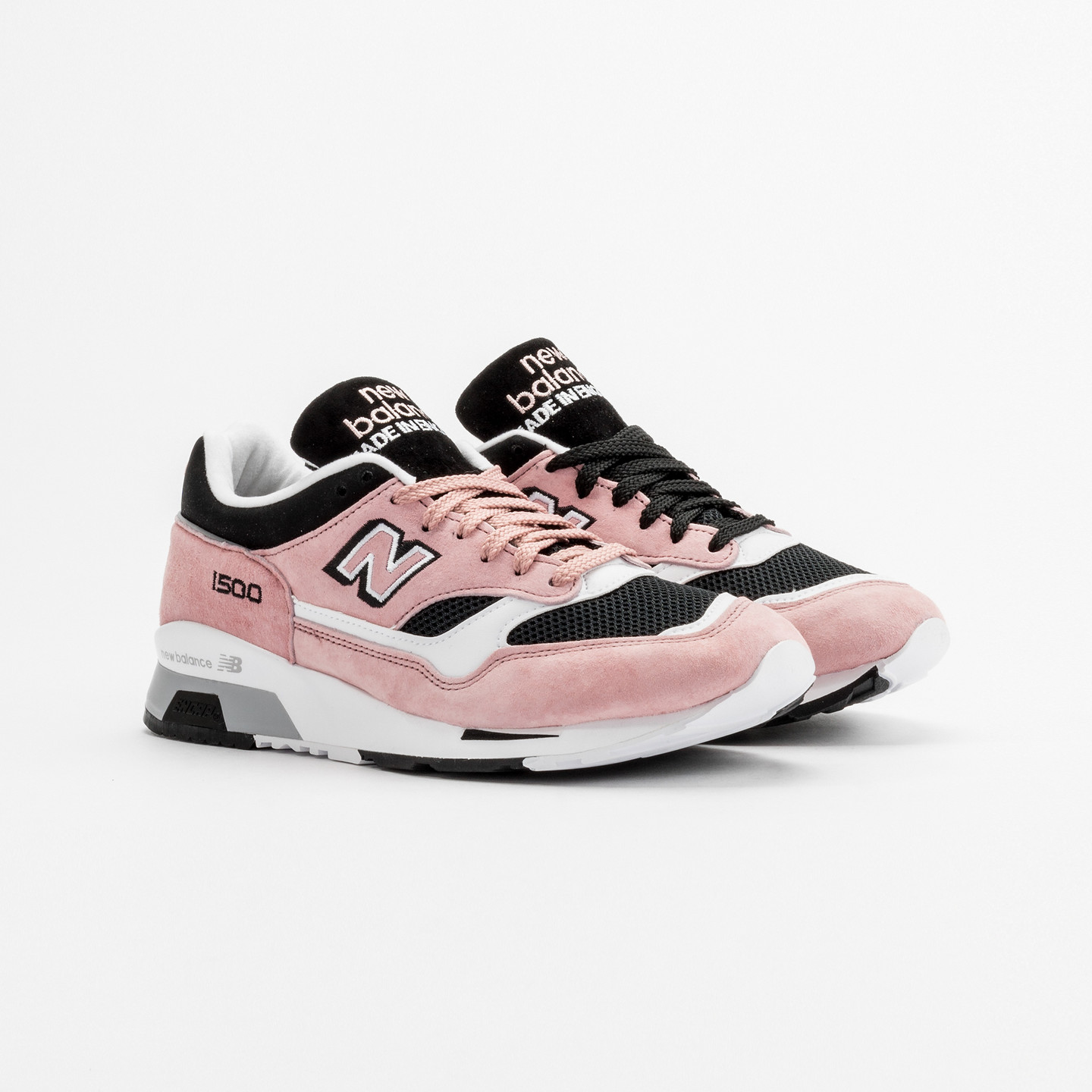 New Balance M1500 MPK - Made in England Pink / Black / White M1500MPK