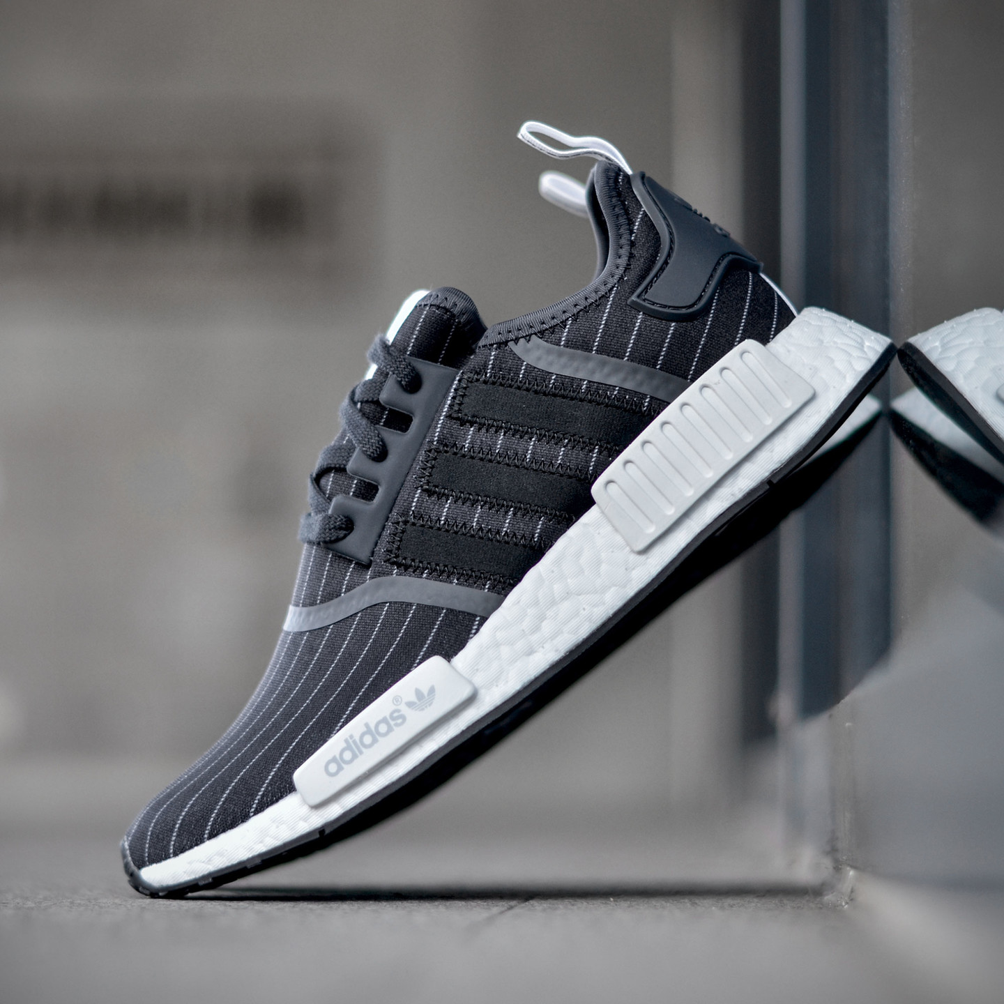Adidas NMD x Bedwin & the Heartbreakers  Night Grey / Core Black / Ftwr White BB3124-40.66