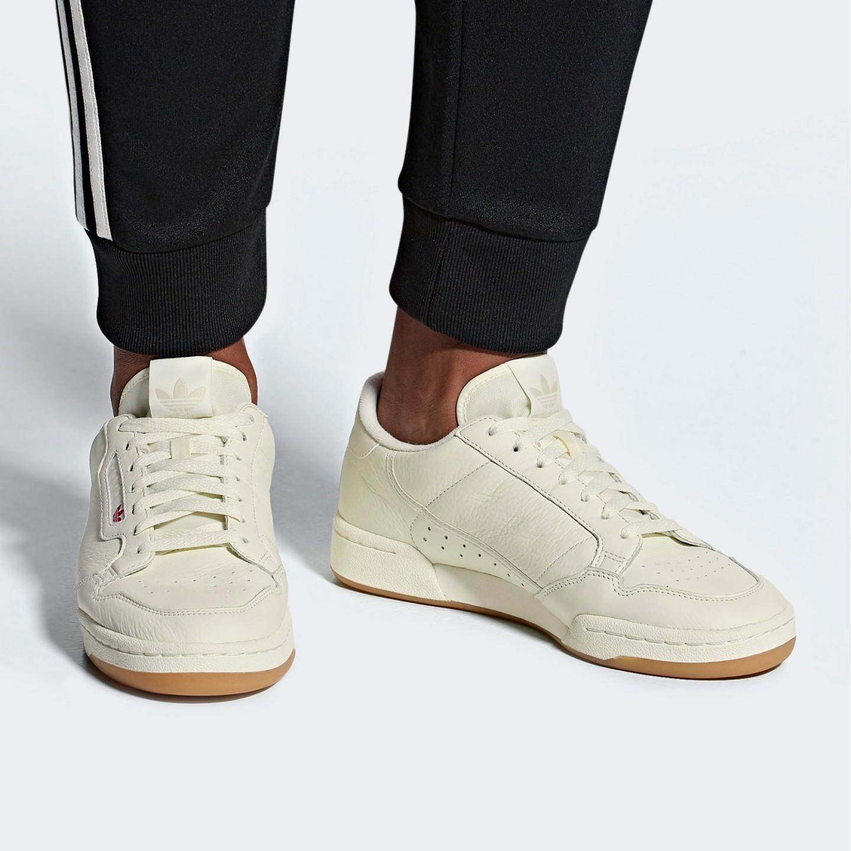 info for a39db 19070 Adidas Continental 80 Off White   Raw White   Gum BD7975