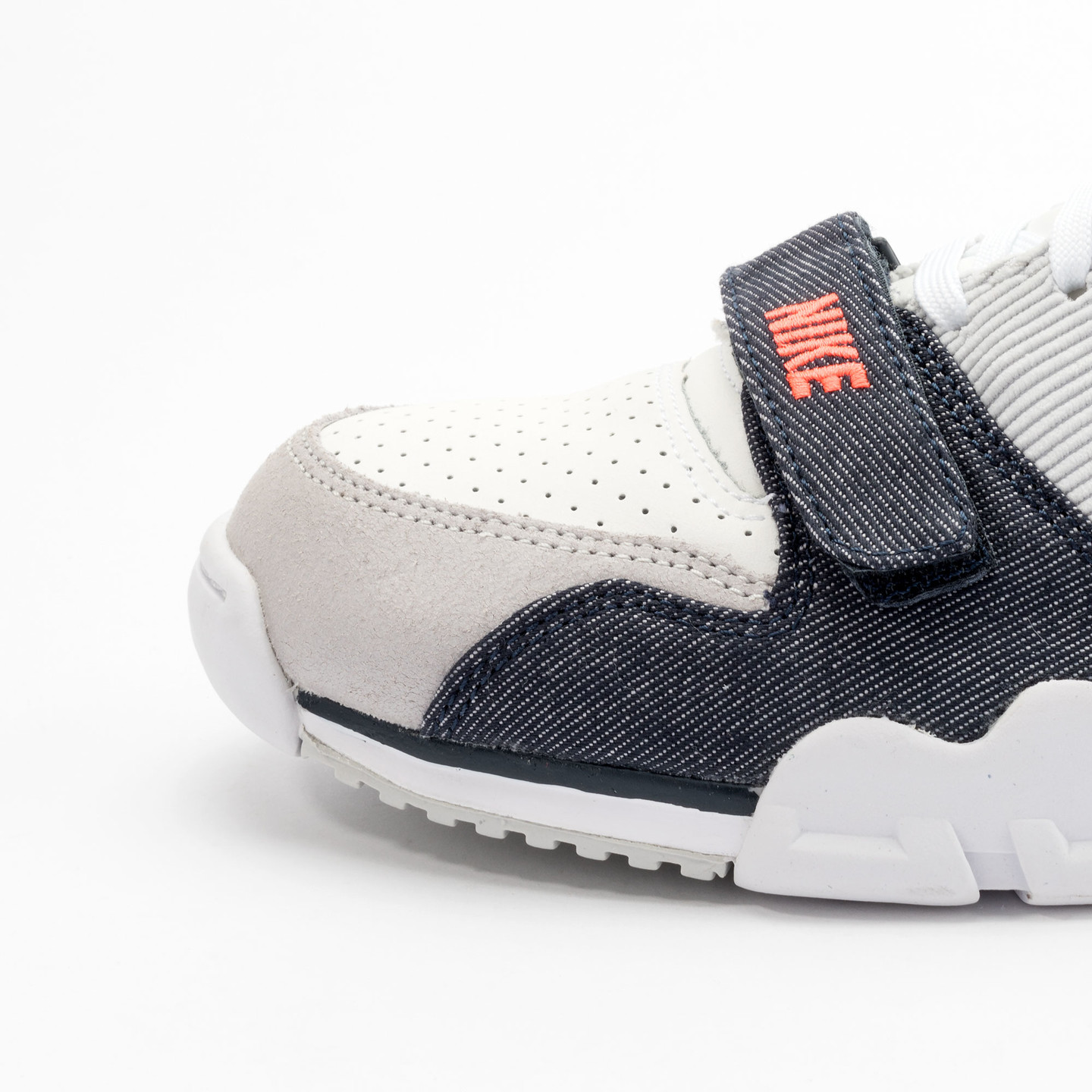 Nike Air Trainer 1 Mid White / Obsidian / Pure Platinum 317554-103-45