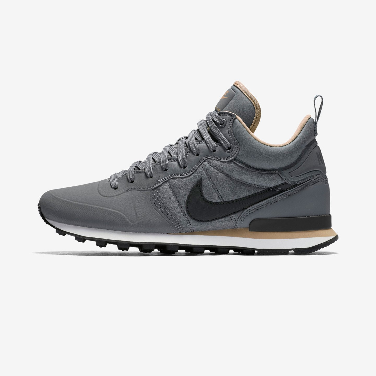 Nike Internationalist Utility 'Wool Pack' Cool Grey / Deep Pewter 857937-003