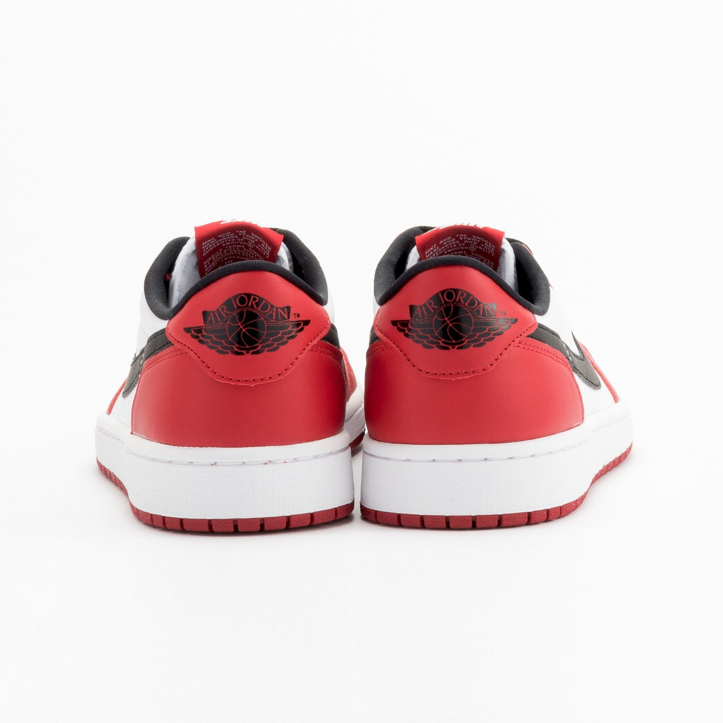 Nike Air Jordan 1 Retro Low OG 'Chicago' Varsity Red / Black / White 705329-600-42.5