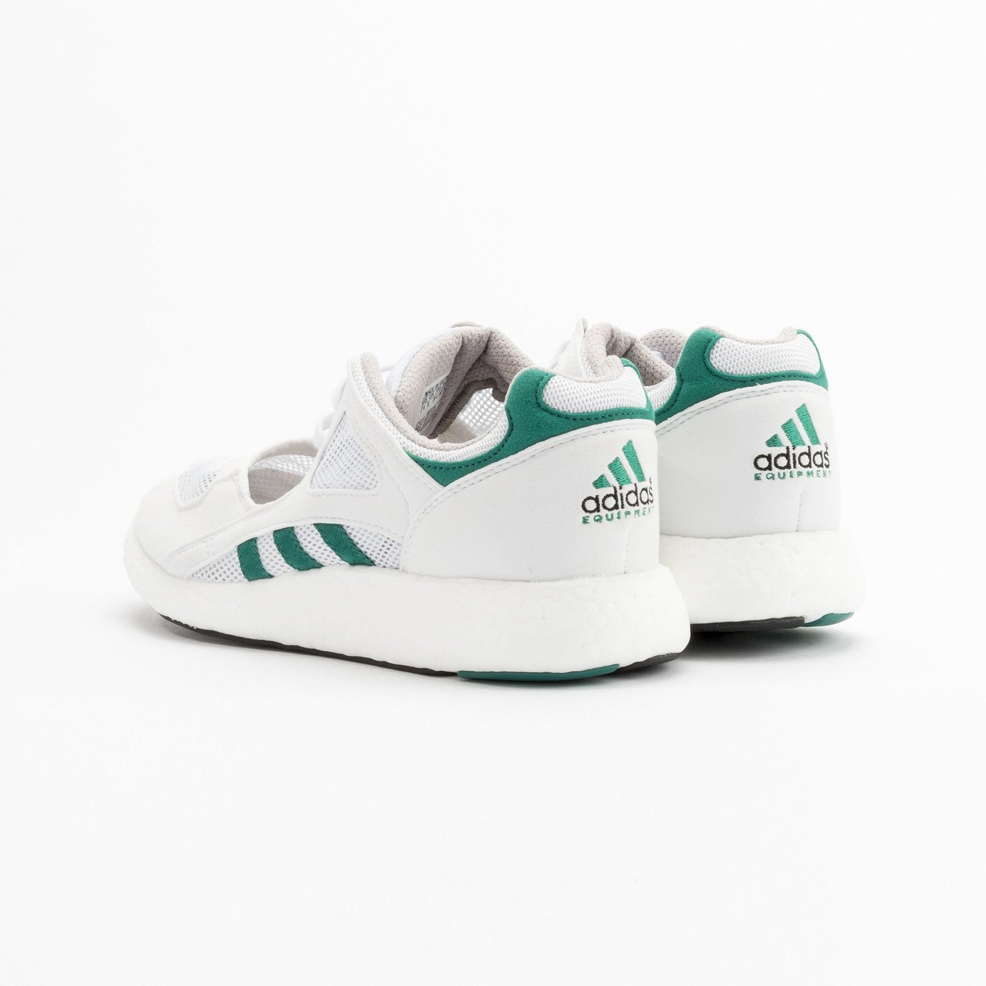 Adidas Equipment Racing 91/16 EQT Boost W Ftwr White /  Sub Green  / Core Black S75212-40.66