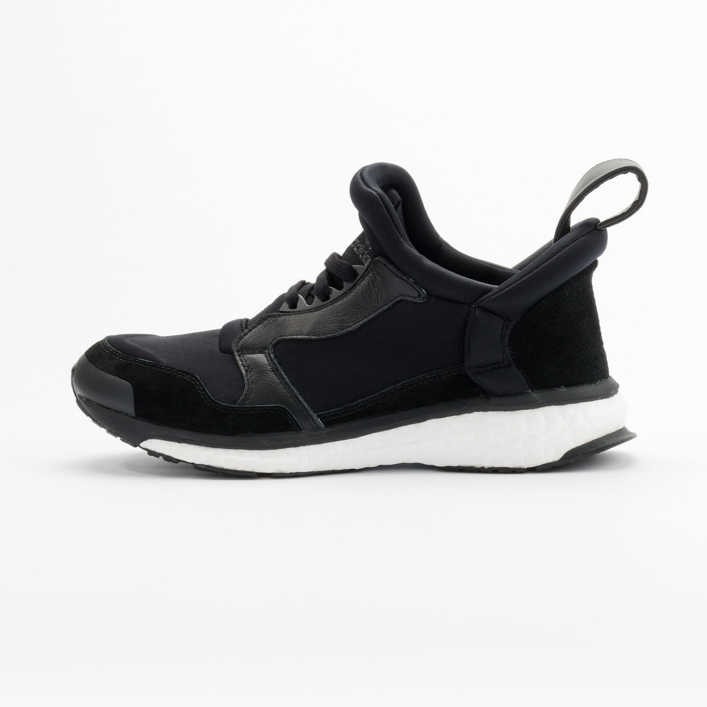 Adidas Blue Boost Core Black / Core Black / Running White S82496-42.66