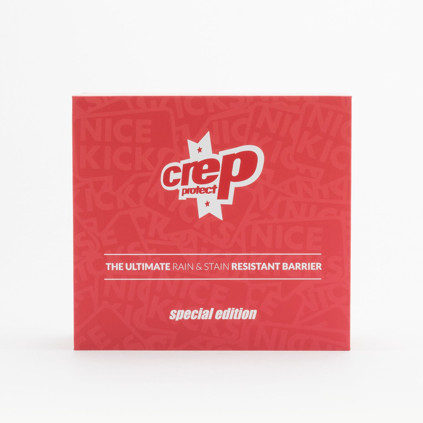 Crep Protect Collaborative Pack Red / White CPxNKRepel2x200ml-one-size