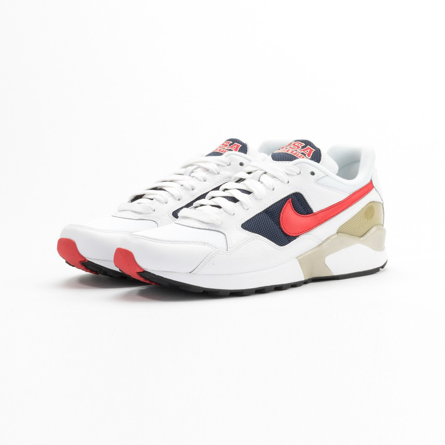 Nike Air Pegasus ´92 Premium White / University Red / Midnight Navy 844964-100-45