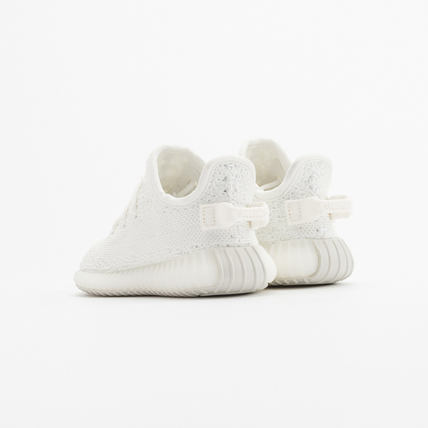 Adidas Yeezy Boost 350 V2 Infant White / Clear White BB6373