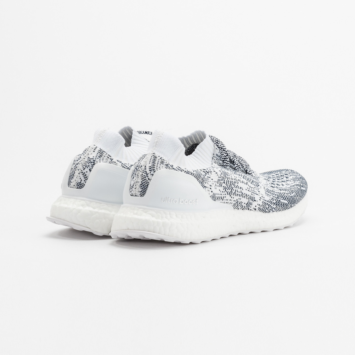 Adidas Ultra Boost Uncaged 'Oreo' White / Black BA9616-45.33