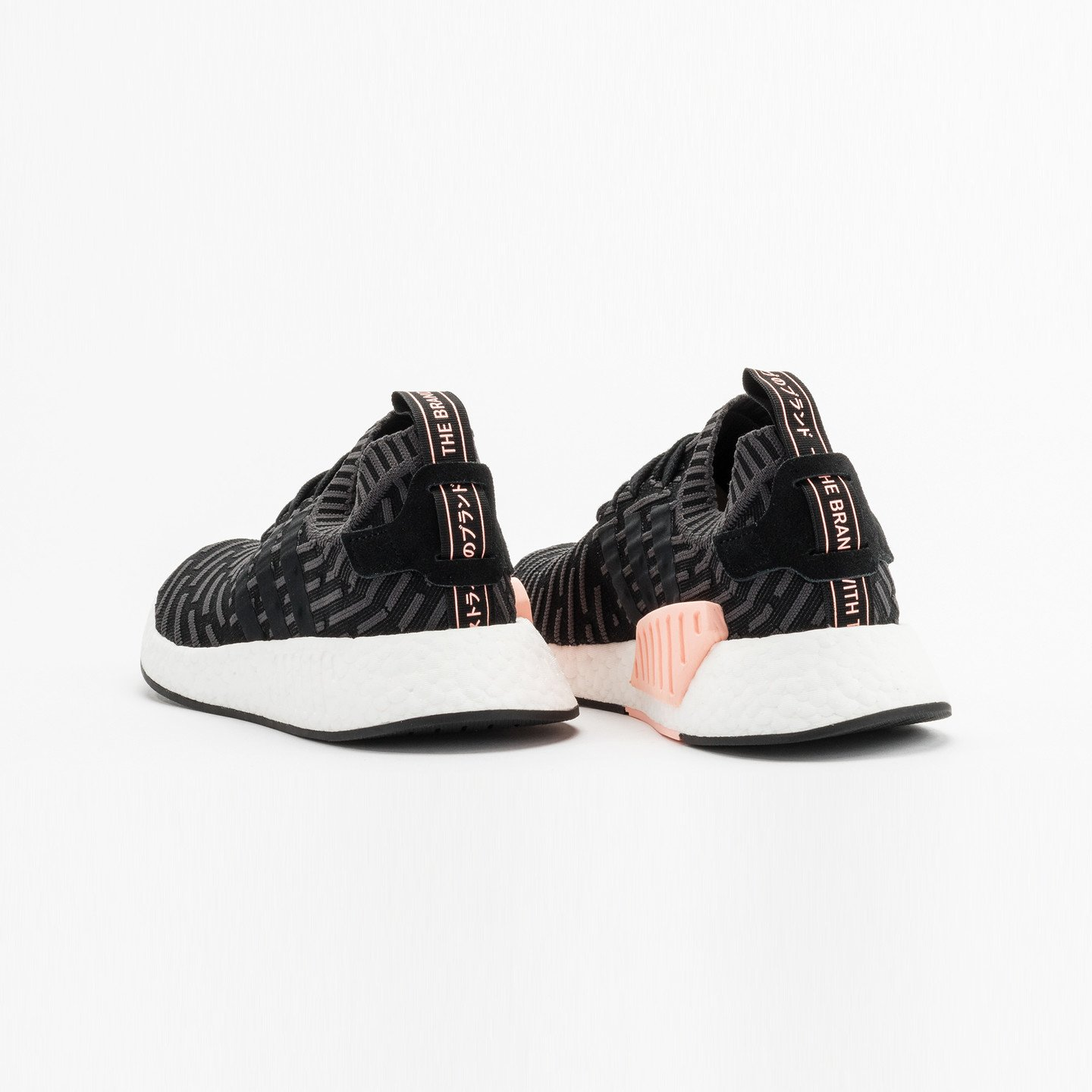 Adidas NMD R2 PK W Utility Black / Core Black / Light Peach BA7239-42