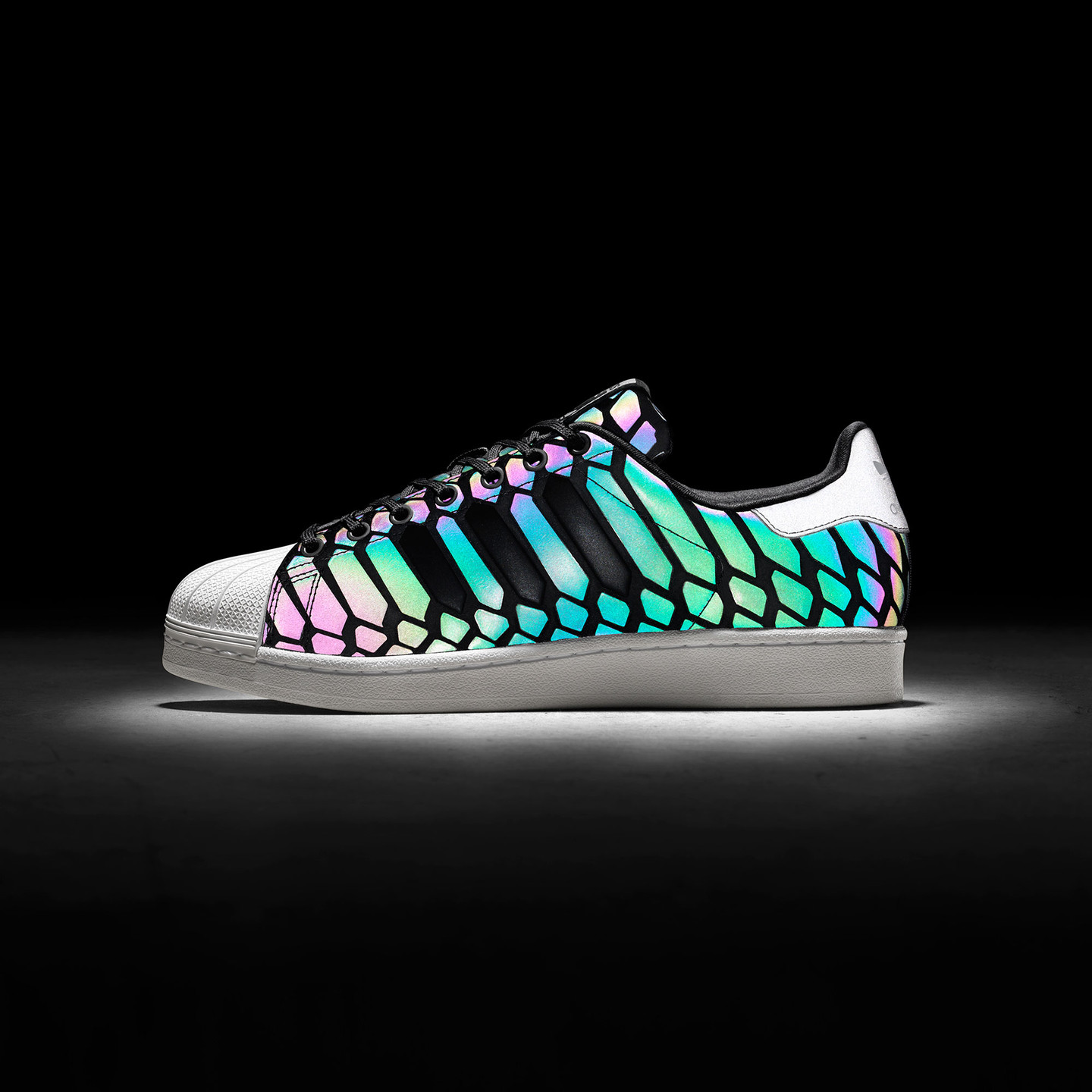 Adidas Superstar Xeno Pack Cblack / Supcol / Ftwwht D69366-37.33
