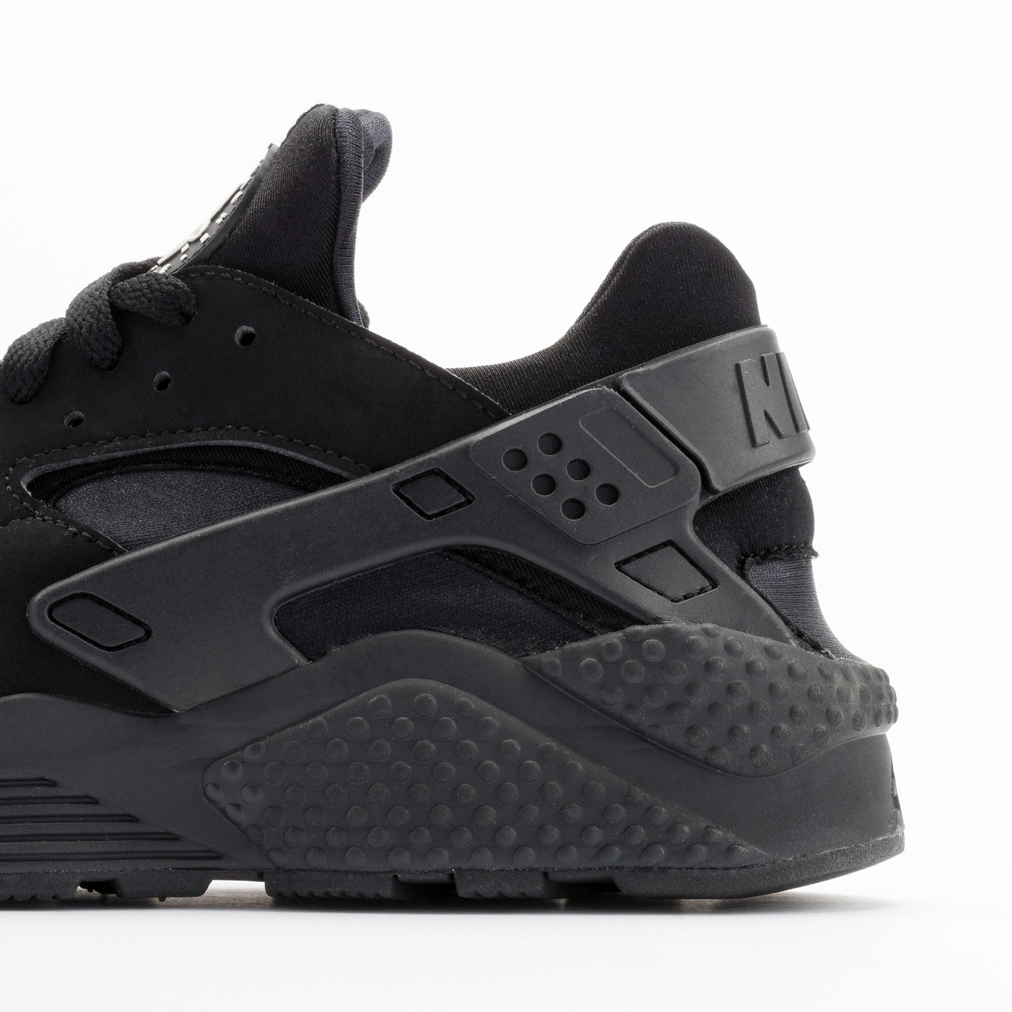 Nike Air Huarache Black/Black-White 318429-003-47.5