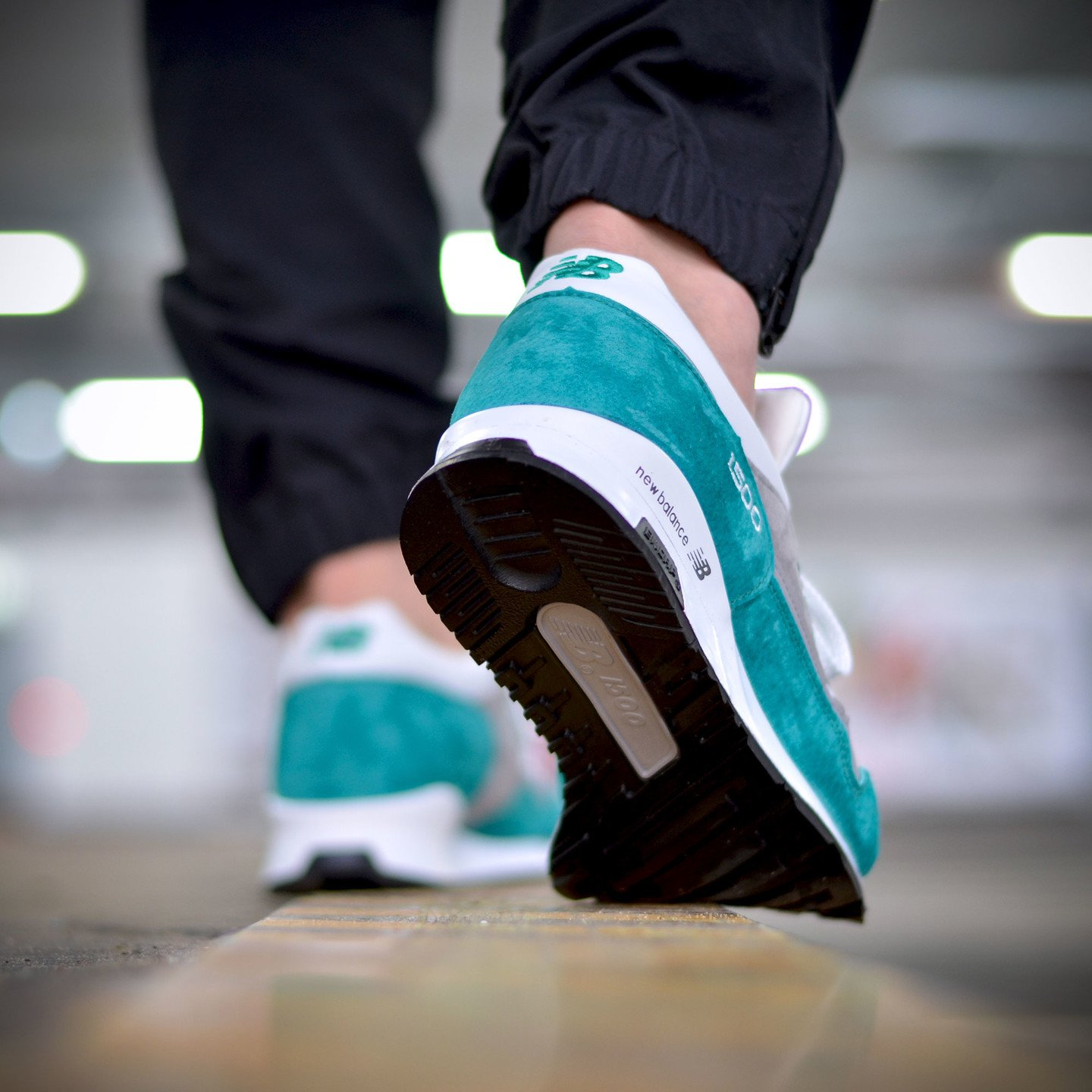 New Balance M1500 TG - Made in England Teal / Grey M1500TG-43