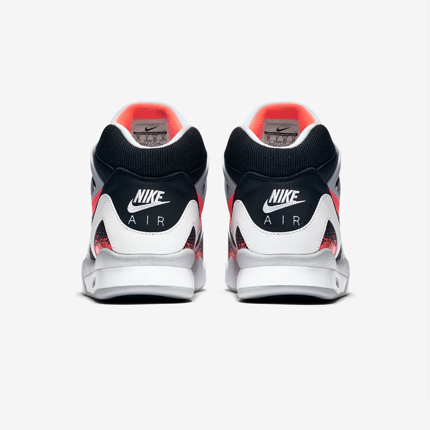 Nike Air Tech Challenge II White / Hot Lava 318408-104-41
