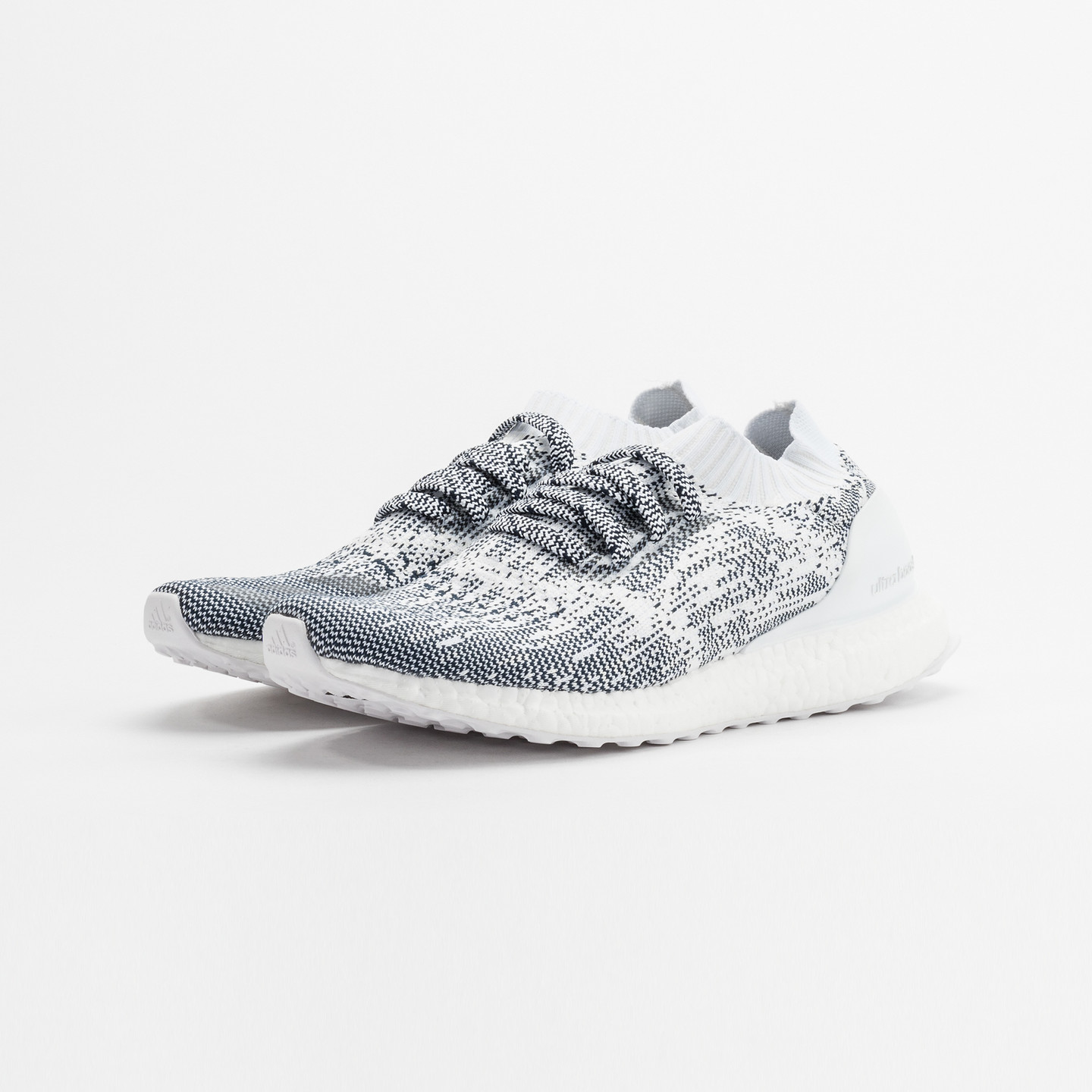 Adidas Ultra Boost Uncaged 'Oreo' White / Black BA9616-40.66