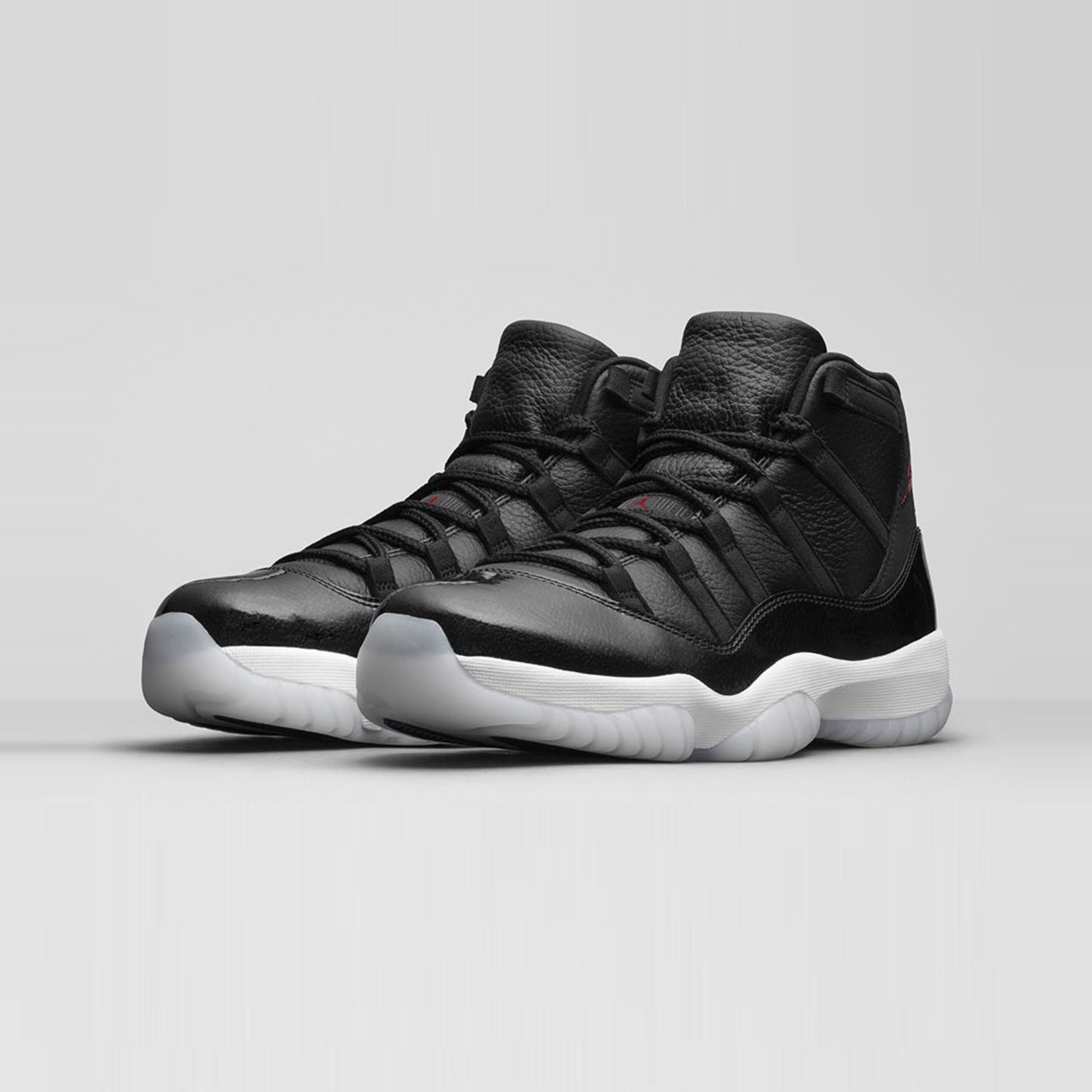 Jordan Air Jordan 11 Retro ´72-10´ Black / Gym Red / White / Anthracite 378037-002-44.5