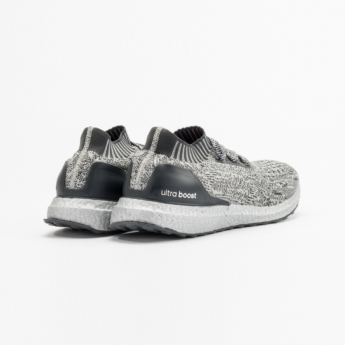 Adidas Ultra Boost Uncaged 'Super Bowl' Silver Grey BA7997-46.66