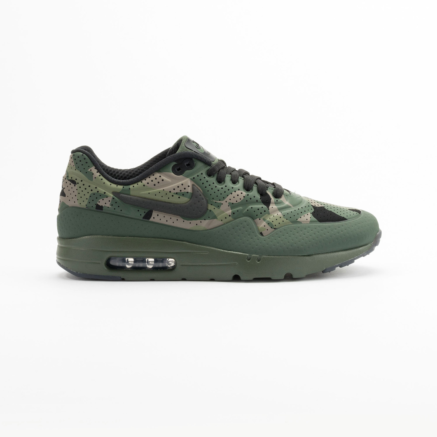 Nike Air Max 1 Ultra Moire Print Camouflage / Carbon Green 806851-300-45.5