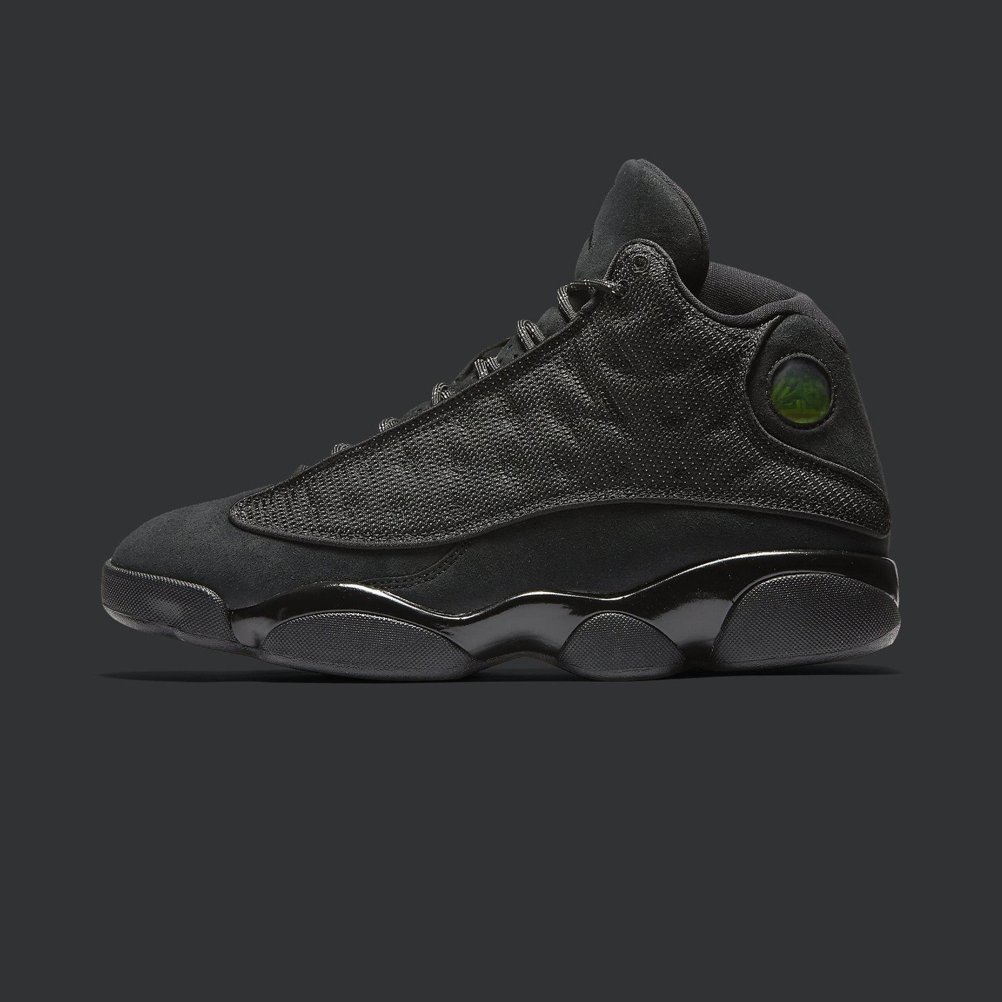 Jordan Air Jordan 13 Retro 'Black Cat' Black / Anthracite 414571-011-46
