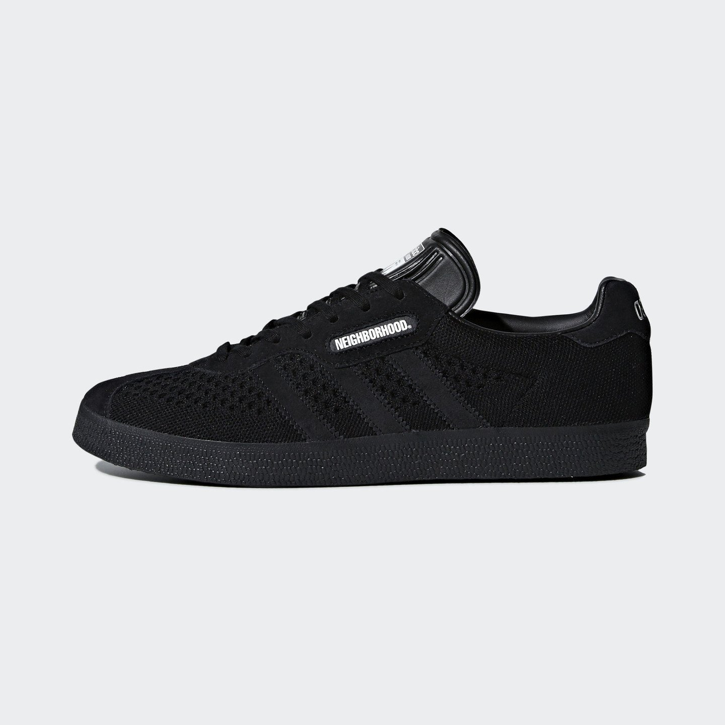 Adidas Neighborhood Gazelle Super Core Black / Ftwr White DA8836