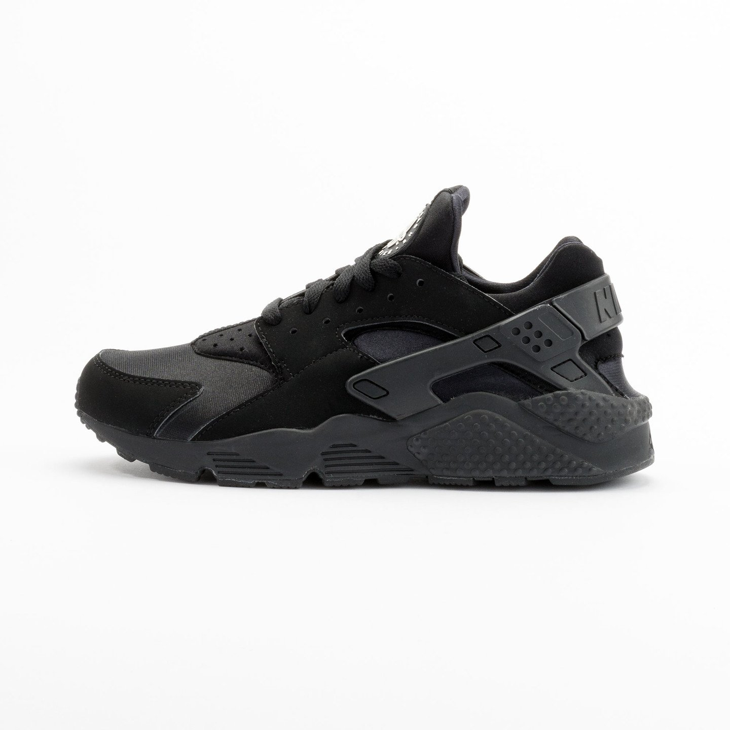 Nike Air Huarache Black/Black-White 318429-003-45