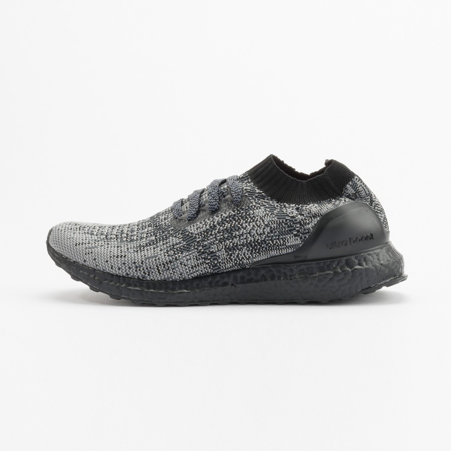 Adidas Ultra Boost Uncaged Ltd Core Black / Solid Grey / Gold Metallic BB4679-44.66