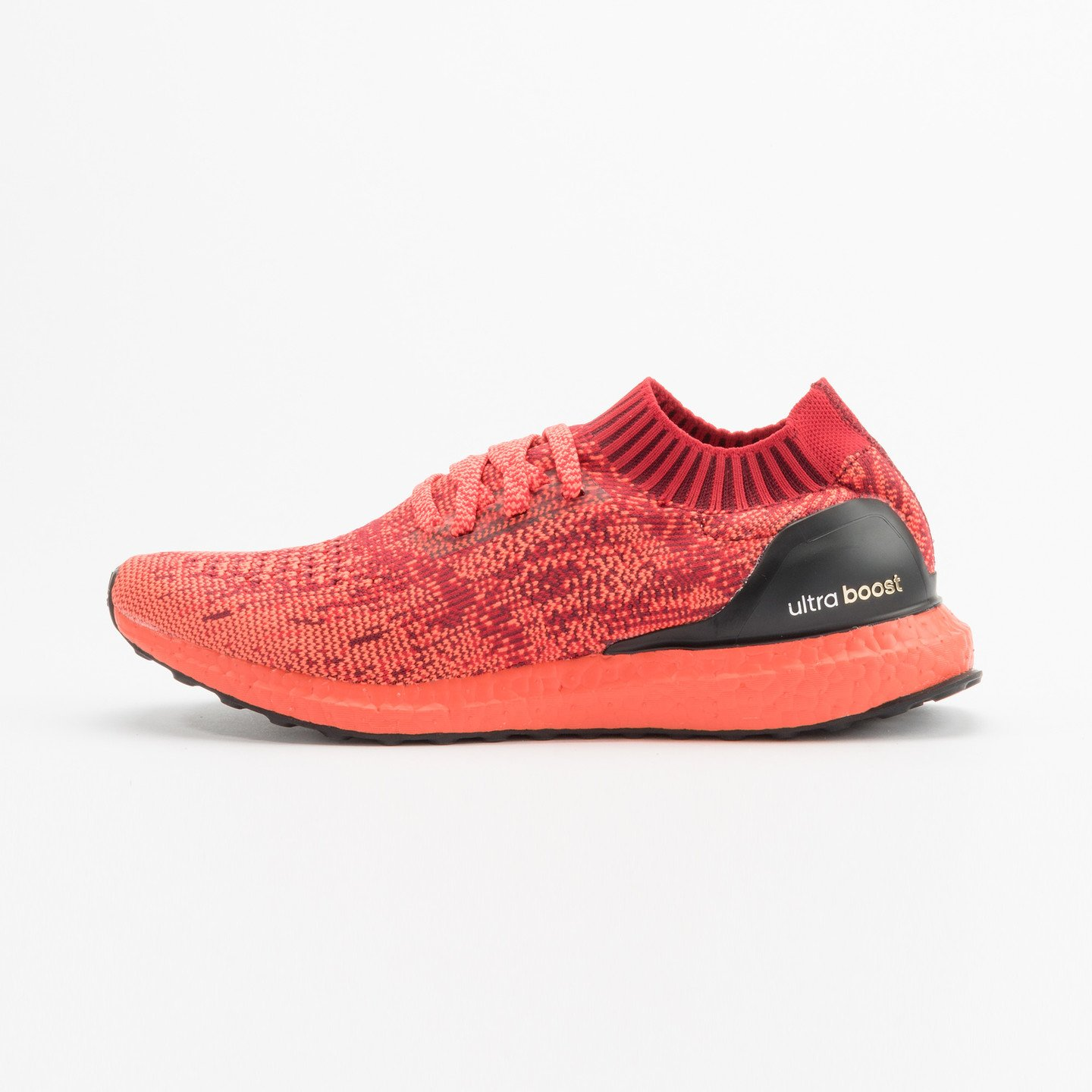 Adidas Ultra Boost Uncaged Ltd Scarlet / Solar Red / Core Black BB4678-47.33