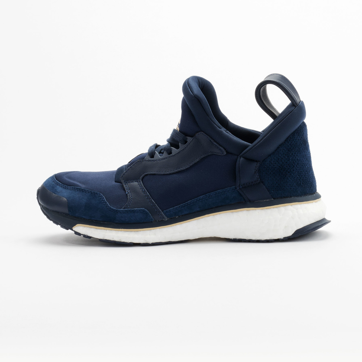 Adidas Blue Boost Indigo / White S81487-44